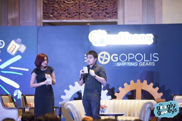 Tipsy & Ponggo Blogopolis 2015
