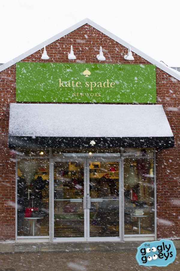 Kate Spade New York Snowing