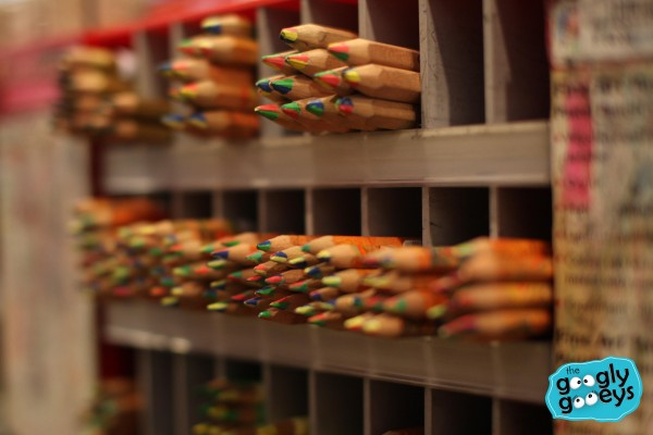 Fully Booked Pencils