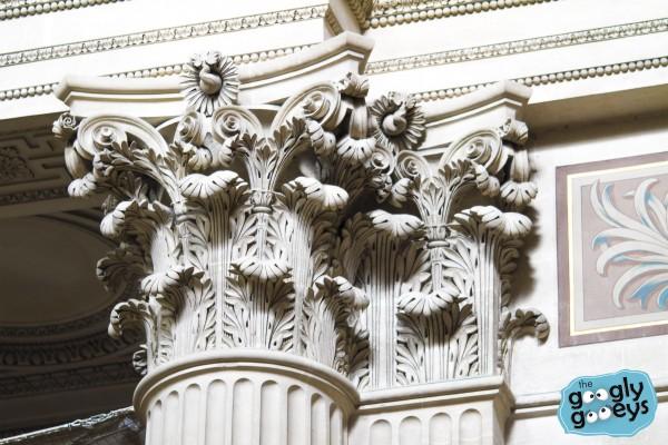 Pantheon Paris Details