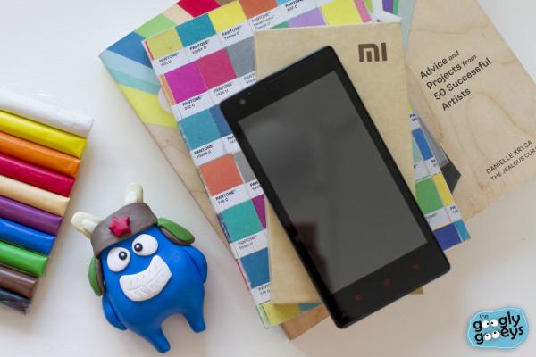 Ponggo & Xiaomi RedMi