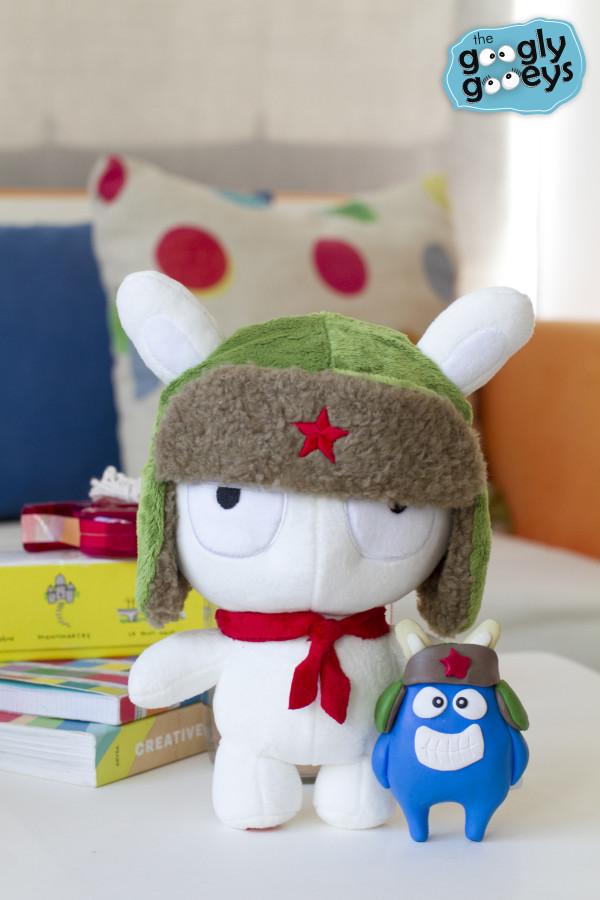 Xiaomi Bunny with Ponggo