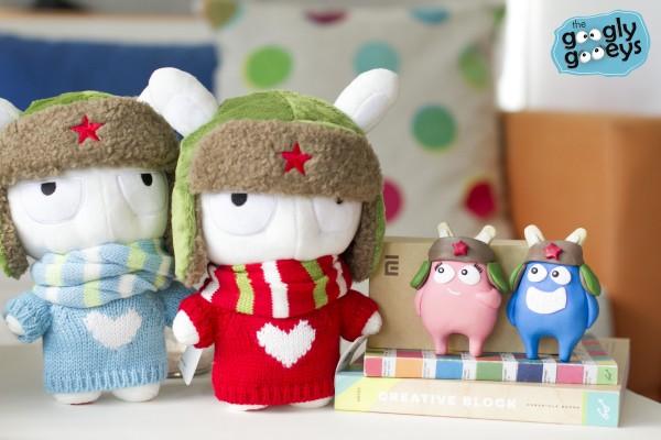 Xiaomi Plushies Googly Gooeys