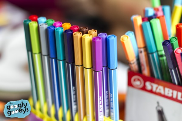 Stabilo 68 pens