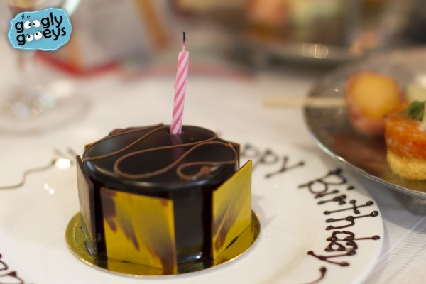 Bizu Samba Cake