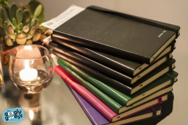 Moleskine Customized Notebooks
