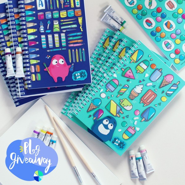 Notebook & Holbein Giveaway (for Instagram) copy