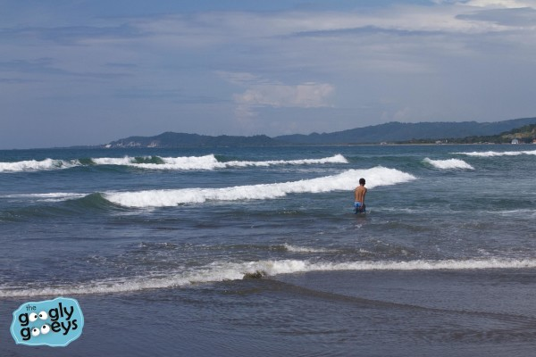 Flotsam Jetsam La Union Beach