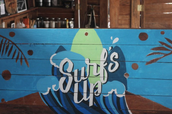 Surf's Up by June Digan