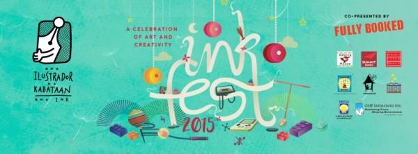 Ilustrador ng Kabataan INK Fest 2015