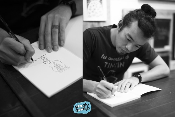 Manix Abrera Workshop