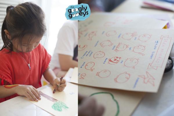 Elbert Or Doodles Ink Fest 2015