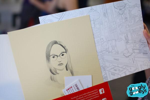 INK Portrait Session