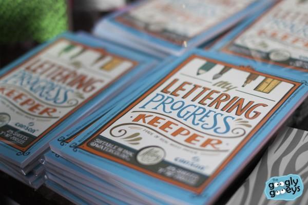Lettering Progress Keeper Abbey Sy