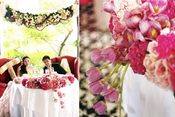 Googly Gooeys Wedding Flowers