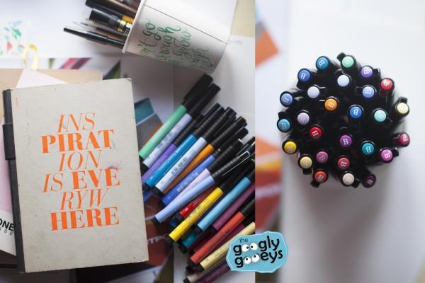 Faber Castell Pitt Pens