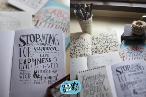 Abbey Sy Lettering 2013 2014 2015