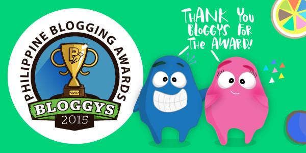 Bloggys 2015 Googly Gooeys