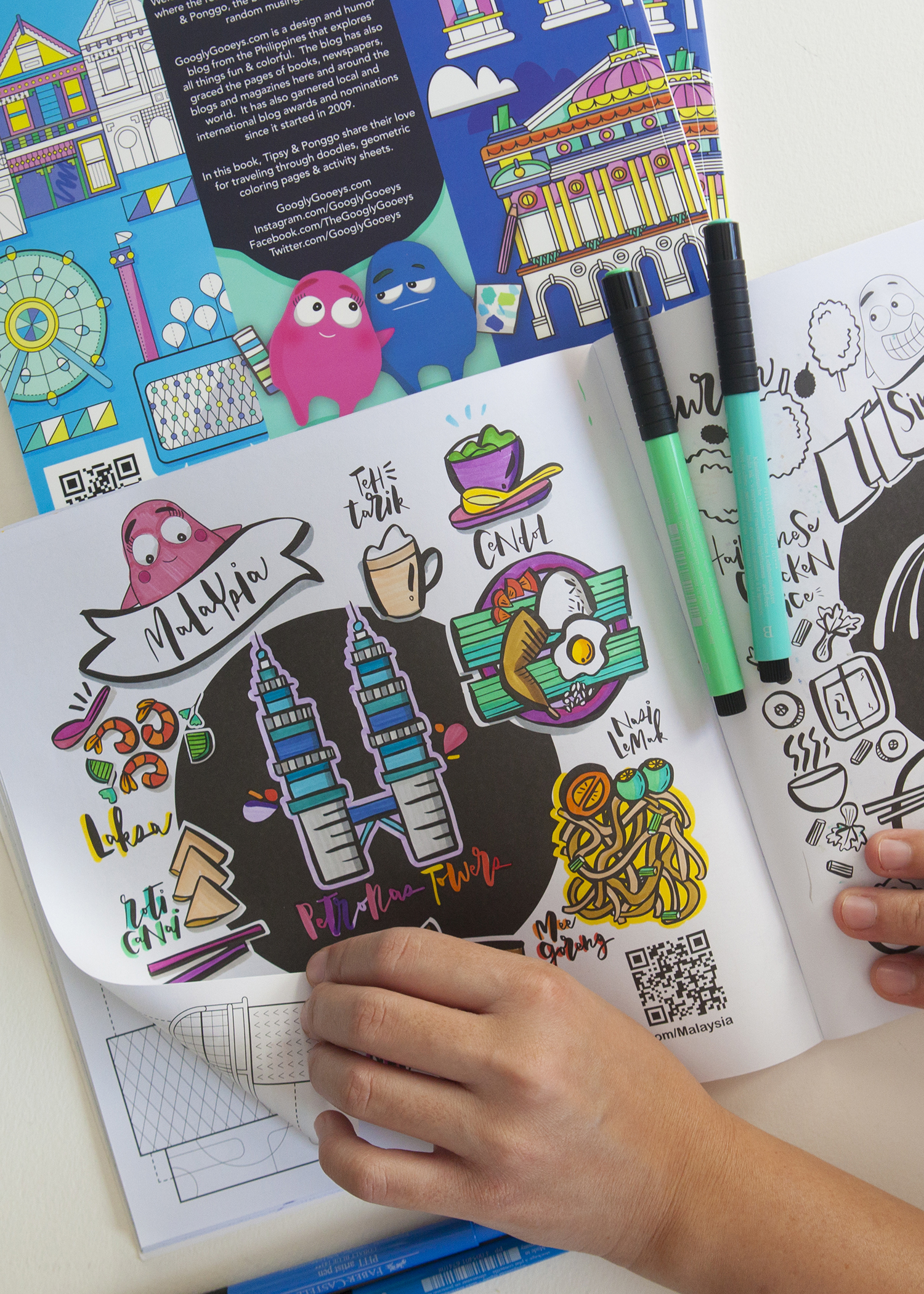Coloring Book Hits Bookstores This Week
