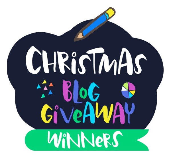 Christmas Blog Giveaway Winners