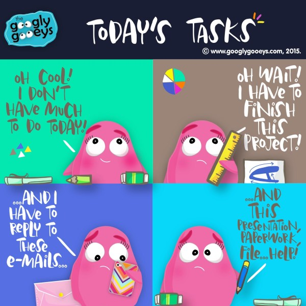 Today's Tasks