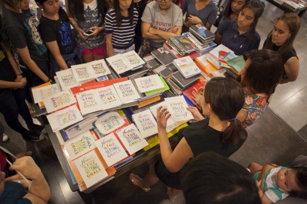Letters & Colors Mini Exhibit