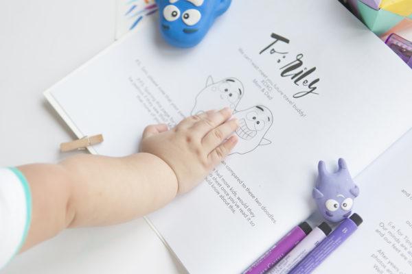 Riley Coloring Book