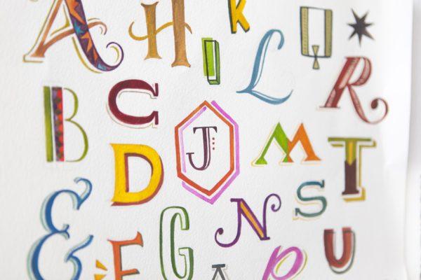 Abbey Sy Harry Potter Alphabet