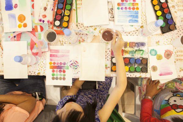 Watercolor Workshop BGC Cath Kidston