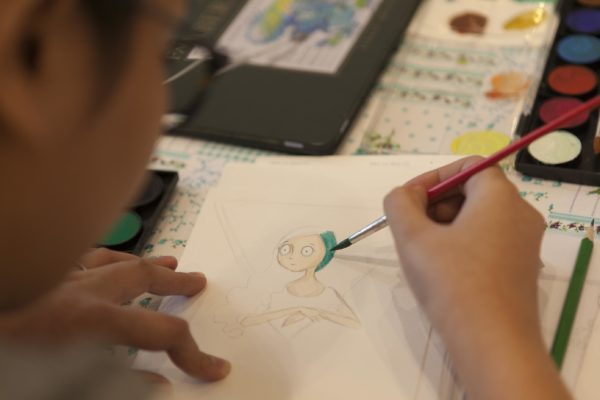 Watercolor Doodles Workshop