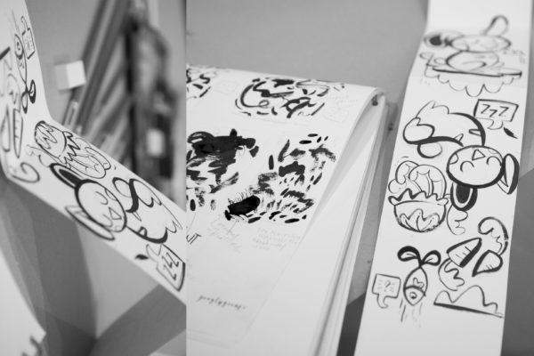 Tippy Go Doodles Ayala Museum