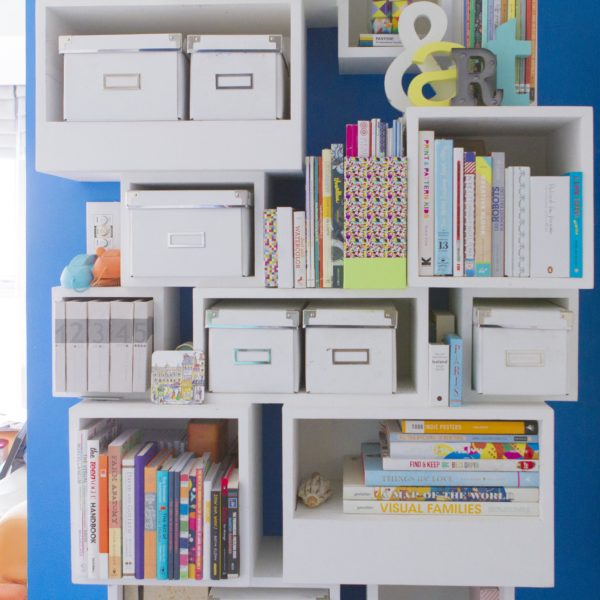 Book Shelf by the Googly Gooeys