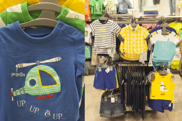 Mothercare Philippines Clothes for Boys