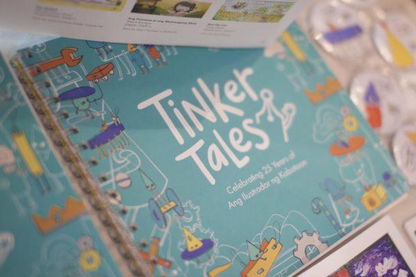 Ilustrador ng Kabataan Tinker Tales Catalog