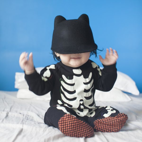 Mothercare Skeleton Costume Riley
