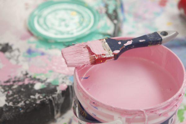 Pink Paint Serendra