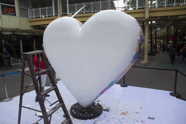Serendra Heart Recoat