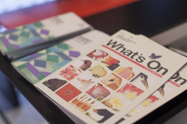Singapore National Design Centre Leaflets
