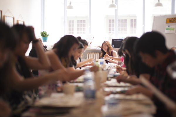 Abbey Sy Singapore Workshop