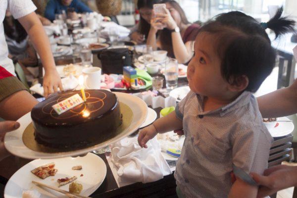 Riley Birthday Cake