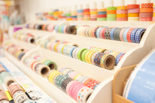 Hey Kessy Washi Tapes