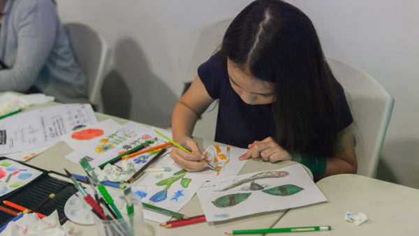 Summer Workshops Philippines Faber-Castell Fully Booked