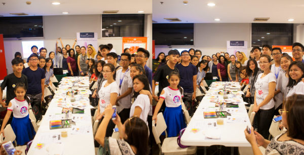 Faber Fully Booked Group Photo