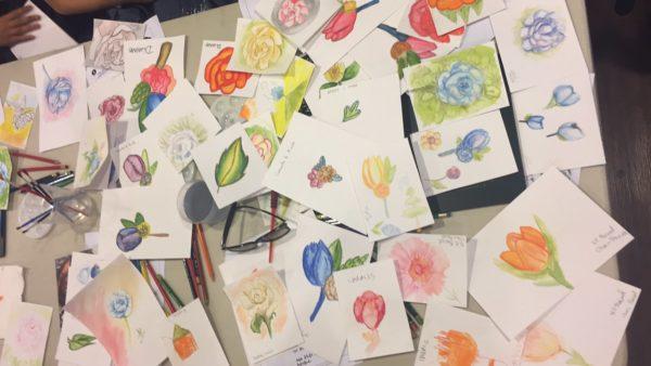 Floral Workshop Output