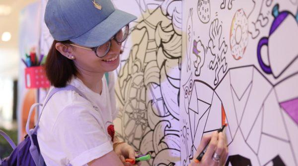 SM Art Fest Sharpie Ava