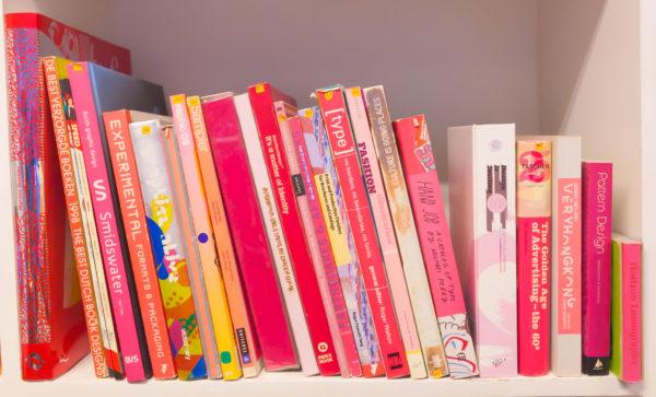Team Manila Pink Books