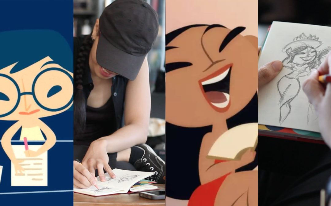 Featured Artist: Illustrator & Animator Kenny Tai