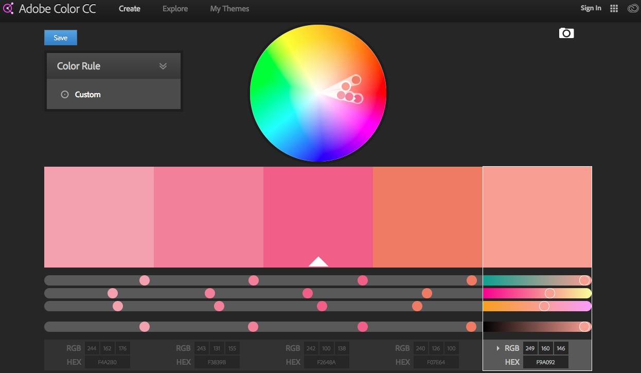 How to Pick a Palette for Your Creative Work - Googly Gooeys ...