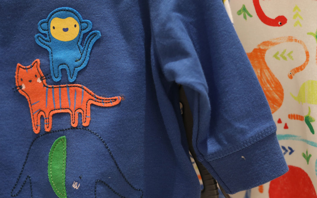 Colorful Outfits for Kids at Mothercare