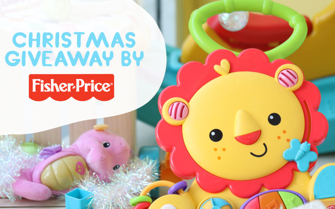 Christmas Giveaway by Fisher-Price